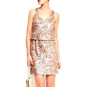 NEW🎉Reg:$440🎉AIDAN MATTOX Sequin Cocktail Dress2